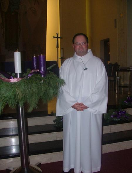 Deacon Michael Hanshaw