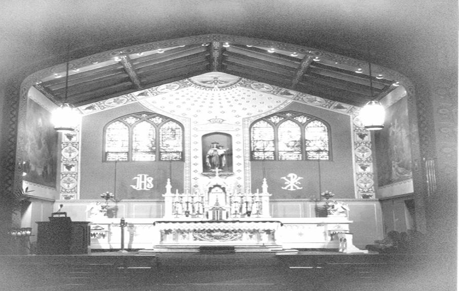 Old Mount Carmel Church