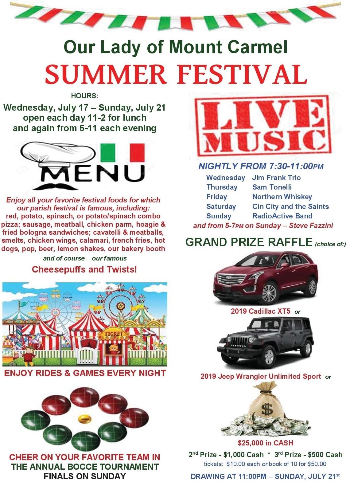Summer Festival